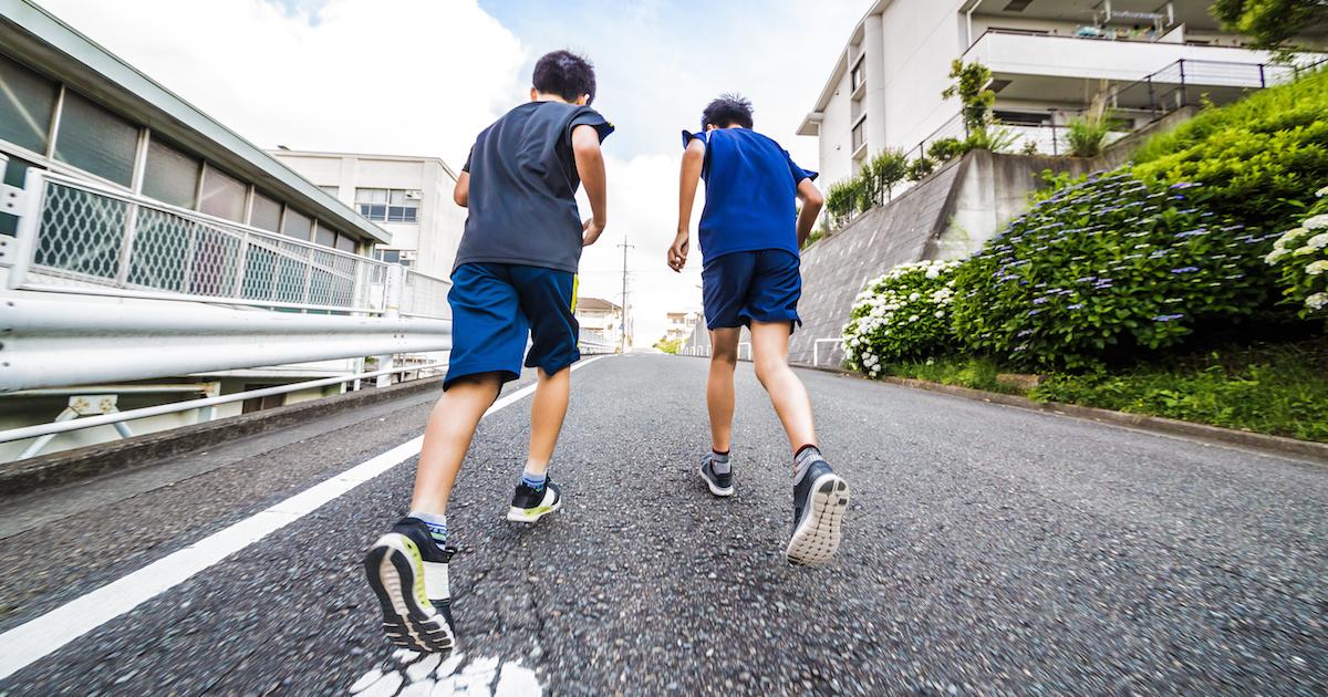 持久走大会でもっと速く走る! 効果的なトレーニング方法2