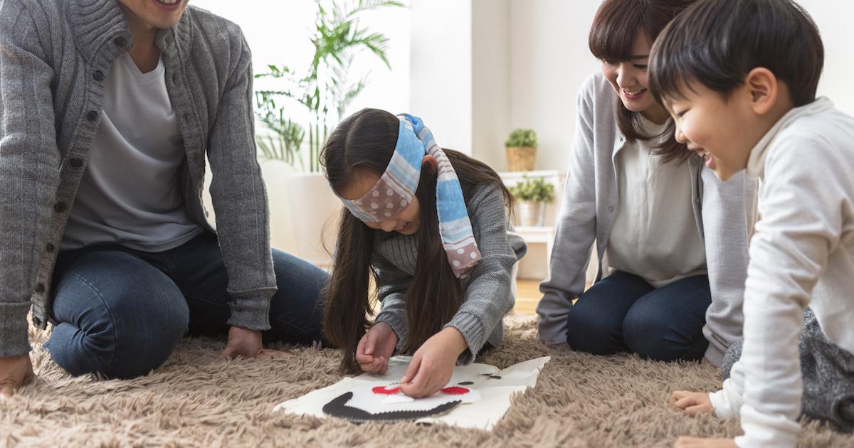 お正月遊びはメリットだらけ! 体力、記憶能力、空間把握能力を向上させるには?