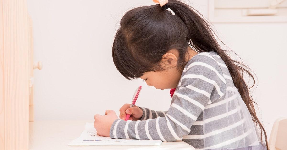子どもの性別で見る学習傾向と、勉強法のひと工夫2