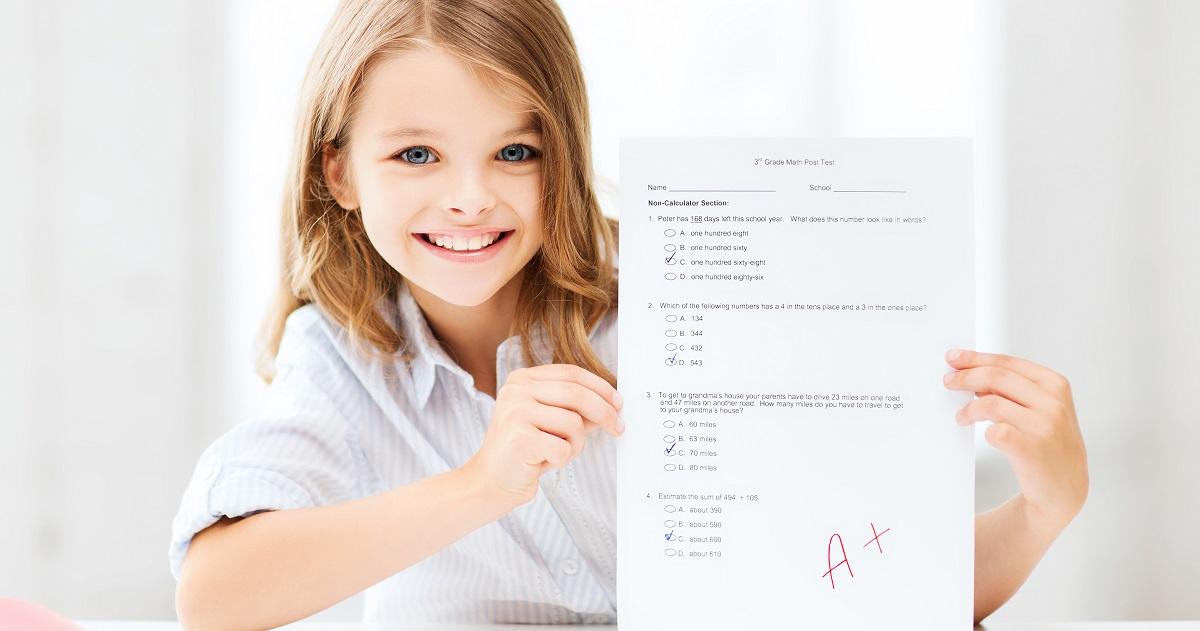 その後の学習理解度を大きく左右する。低学年の勉強がものすごく大切な理由