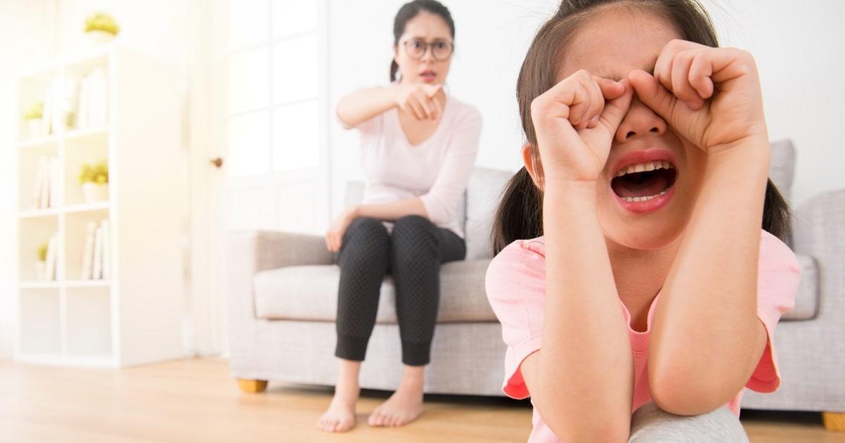 子どもがますます反抗する、親のフレーズ3パターン3