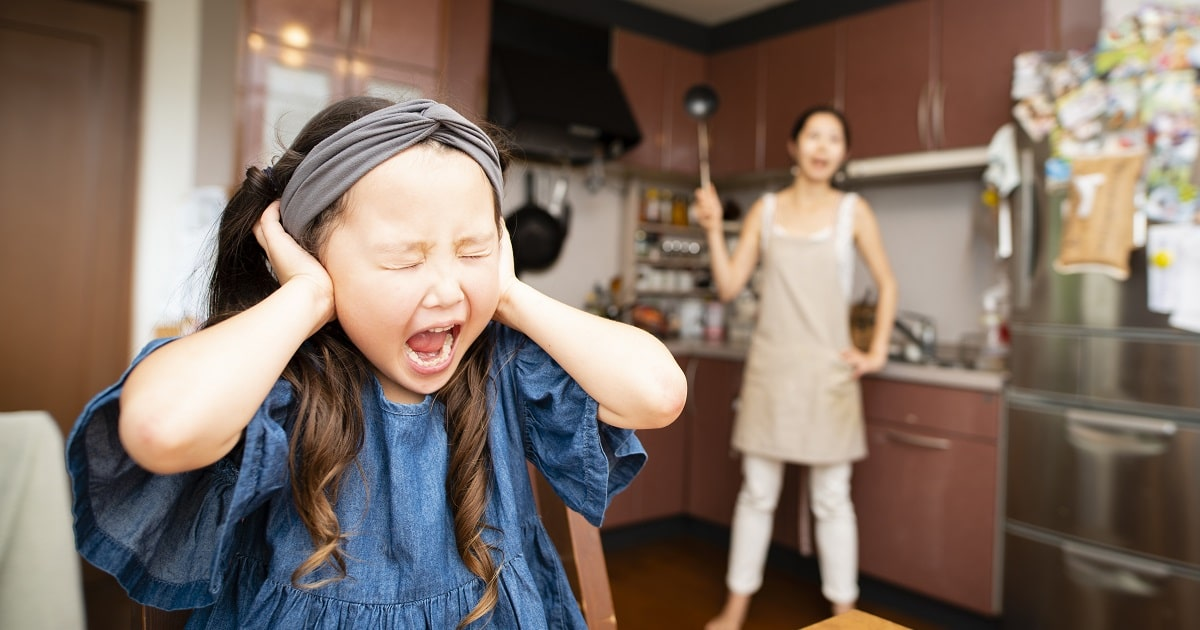 """""""絶対にNG""""な親の振る舞い方3"""