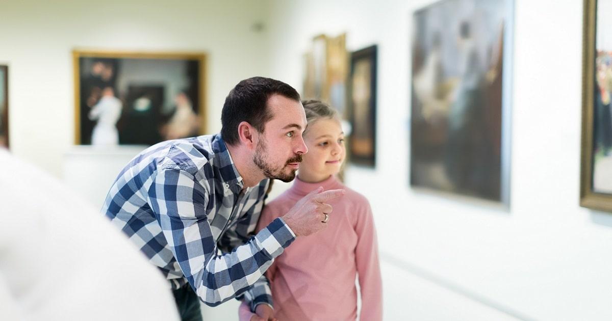 新たな美術鑑賞法「対話型鑑賞」が育む7つの力5