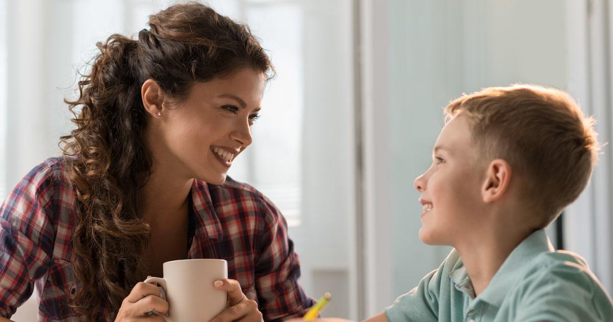 """コーチングで子どもの自己肯定感がぐんぐん育つ! 会話のポイントは""""聞き方""""にあり"""