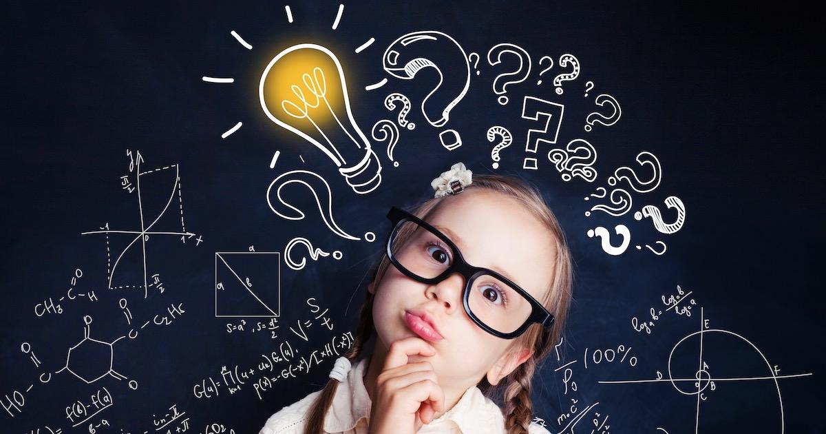 「理系脳」は育てられる。子どもに「あなたは文系」と言ってはいけない理由