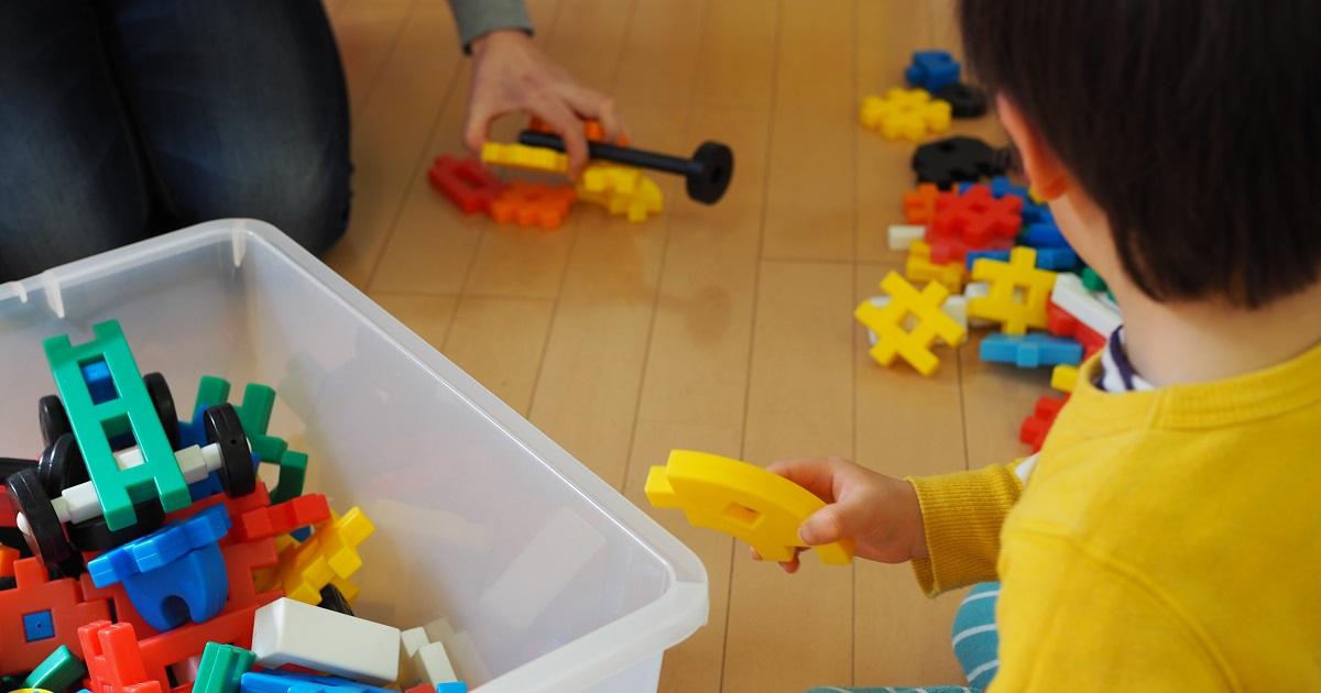 子供が片付けないという悩みを解決するコツ7