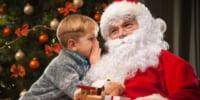 「サンタって本当にいるの?」と聞かれたらどうする? 識者による正しい答え方、教えます。