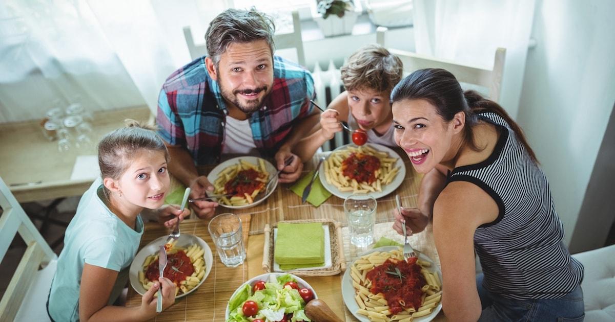 「家族で食事」がものすごく大切な理由4
