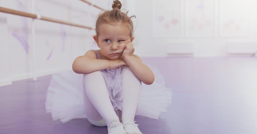 子どもに「バレエを辞めたい……」と言われたら? 親がかけるべき第一声は「○○○○」