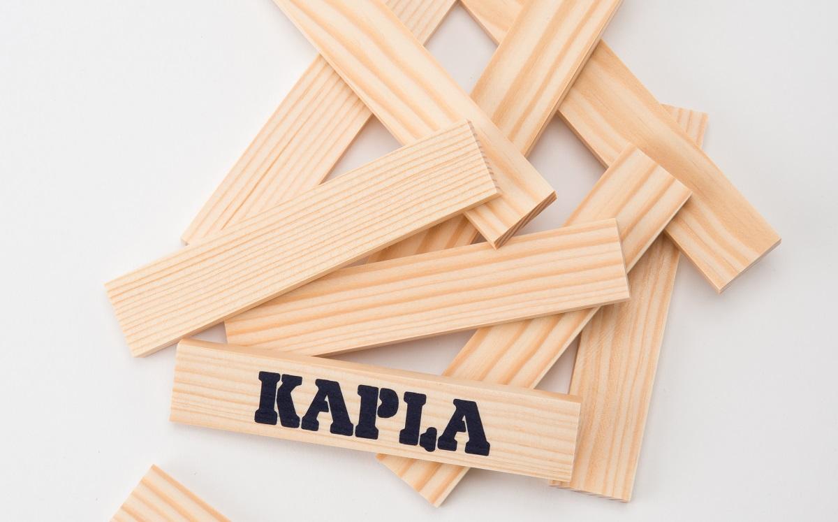 論理的思考力・創造力・集中力を鍛えるKAPLA®ブロック2