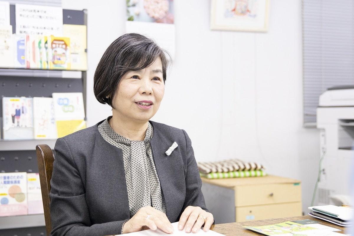 瀬川文子さんインタビュー_双方向のコミュニケーションが親子関係をよくする03