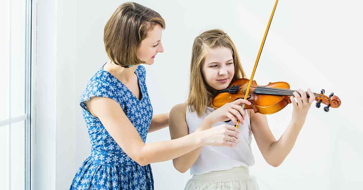 幼児向けヴァイオリン教室3