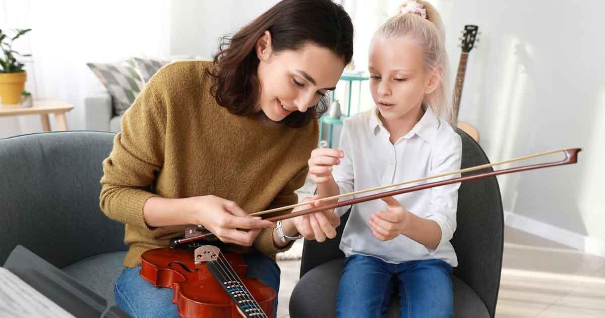 ヴァイオリンを習うには3
