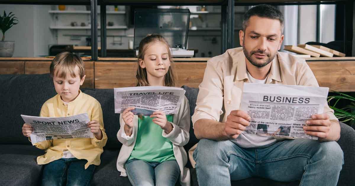 子どもの読解力が伸びない背景