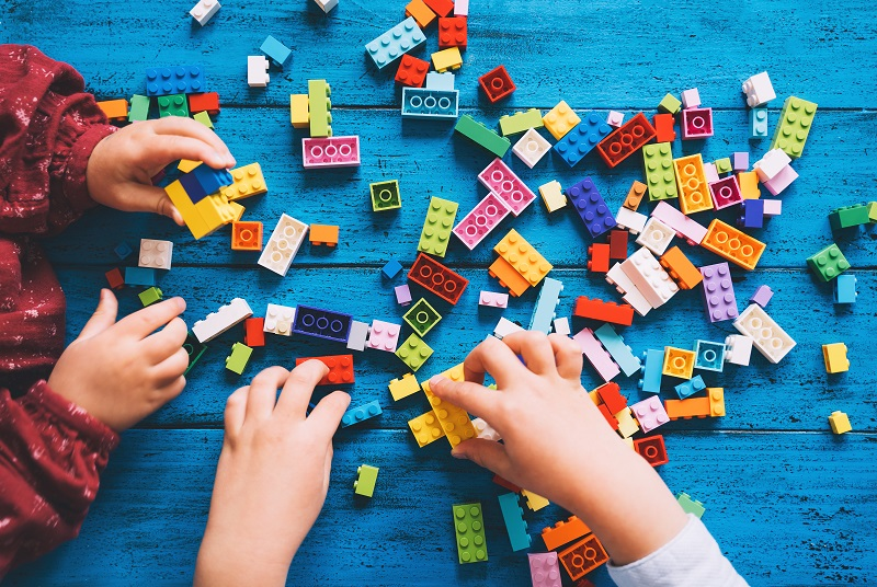 「子どもが育つおもちゃ」としておすすめのレゴブロック