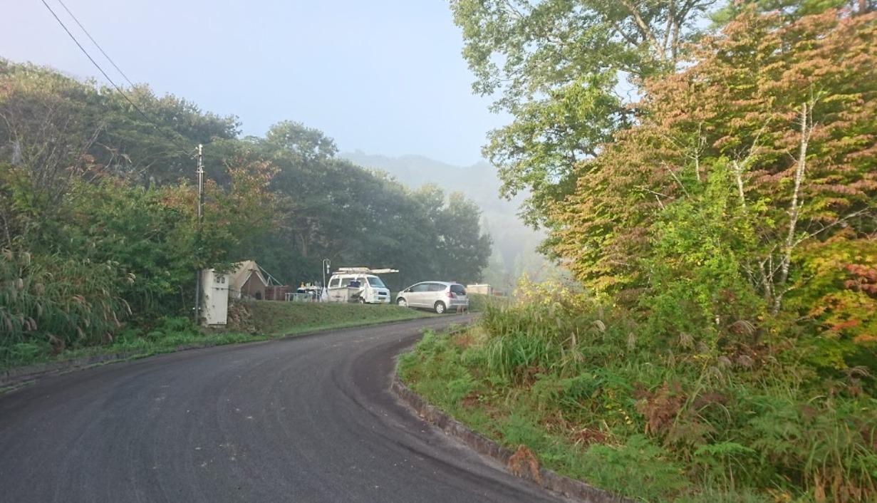 グリーンミュージアム神郷高瀬湖畔オートキャンプ場