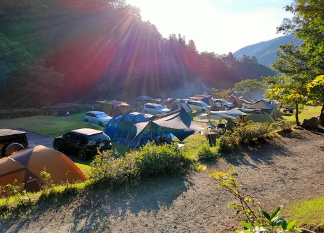 ウエストリバーオートキャンプ場