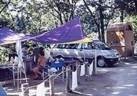 長岡市川口運動公園オートキャンプ場