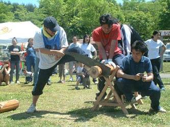 鯵ヶ沢キャンピングパーク