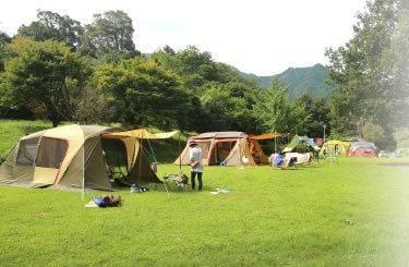 星のふるさと公園池の山キャンプ場