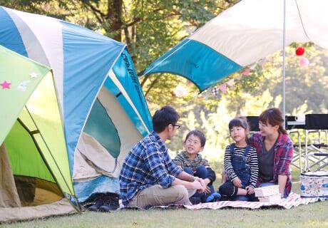 西会津町「さゆりオートパーク」