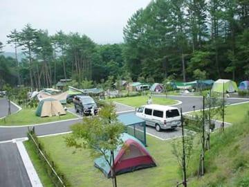 御蔵入の里うさぎの森オートキャンプ場