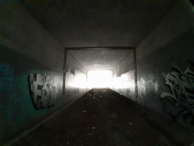 八王子1トンネル