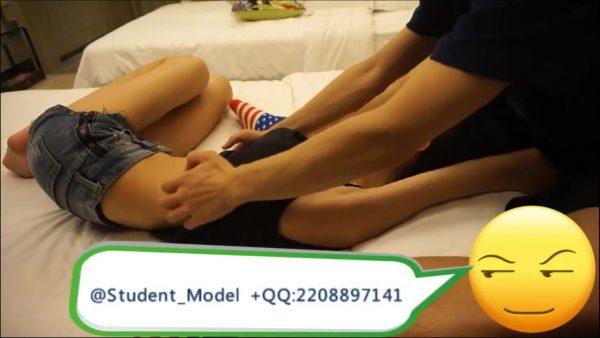 Student Model 瞳瞳-搔癢TK 第三集