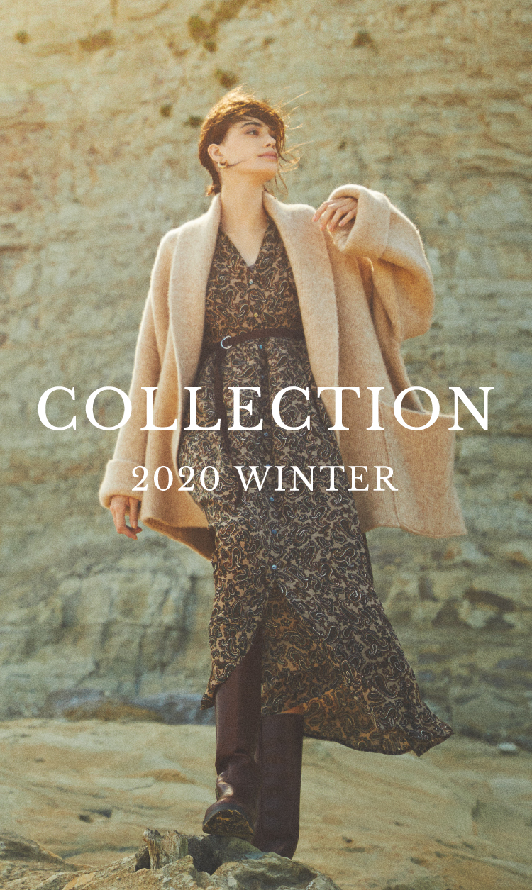 COLLECTION 2020 WINTER