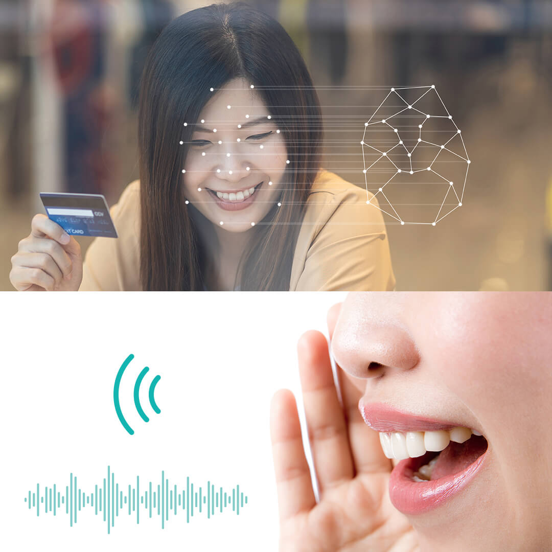 Face identify & Voice identify