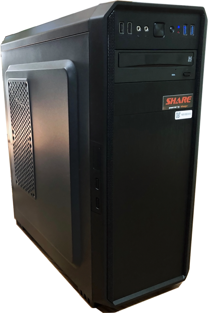中小企業向け低価格ファイルサーバーシェア