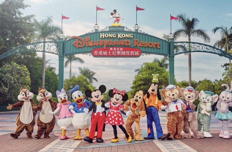 Suspected Wuhan Pneumonia Victims Now Staying in Disneyland Hotel