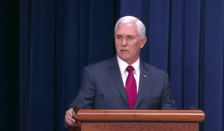 Remarks by Vice President Pence at the White House Initiative on Asian Americans and Pacific Islanders Lunar New Year Celebration