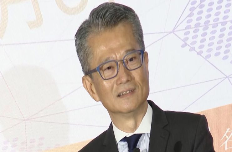HK Financial Secretary Paul Chan Contradicts His Previous Statement: Cash handouts would result in budget deficit