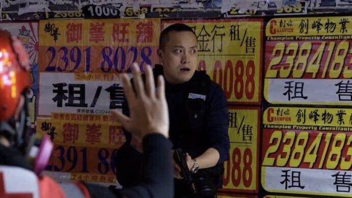 Hong Kong Police Brutality Continues