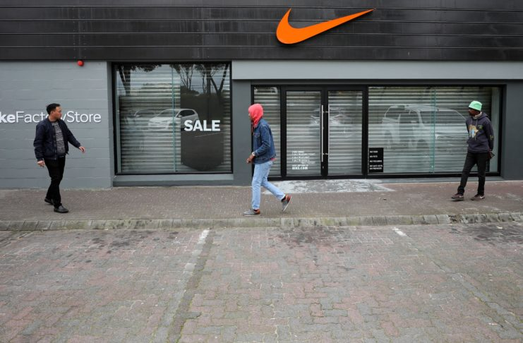 Nike is closing all stores in the US to fight coronavirus spread