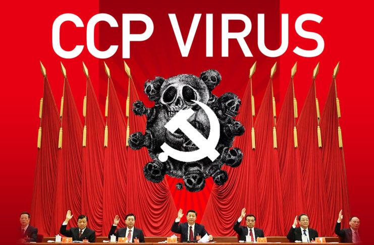 British Scientists developed early warning test for CCP Virus before symptoms appear.
