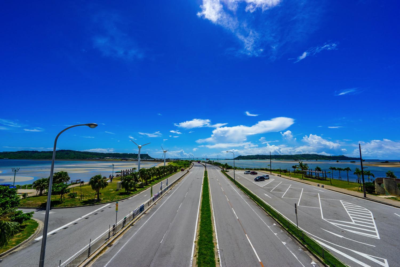 海中道路1