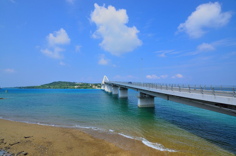 瀬底大橋6
