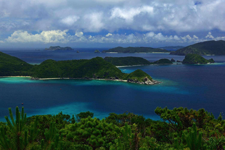 座間味島3