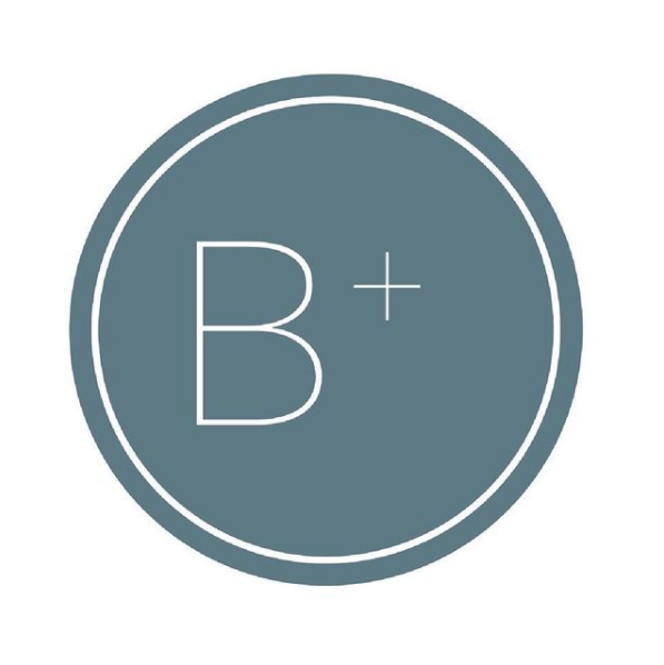 b+ ロゴ