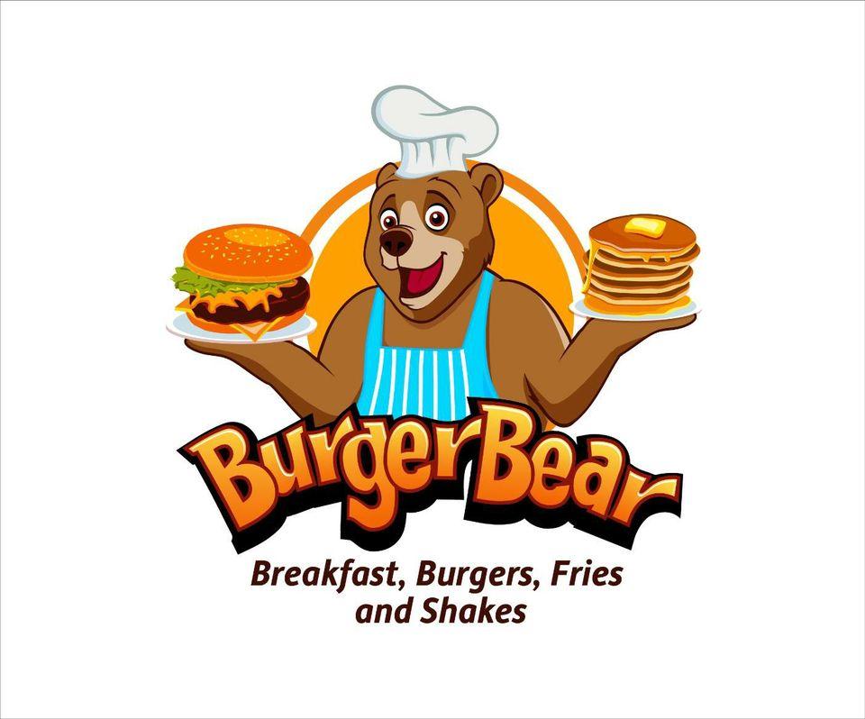バーガーベア ロゴ
