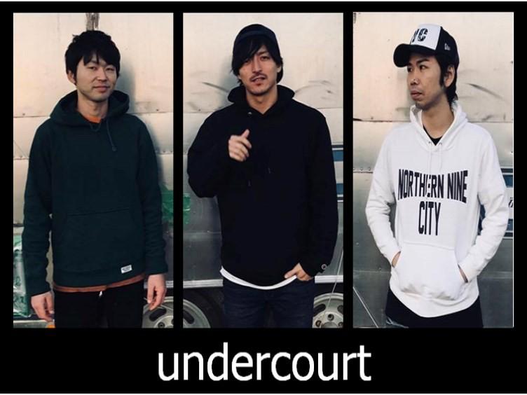 undercourt