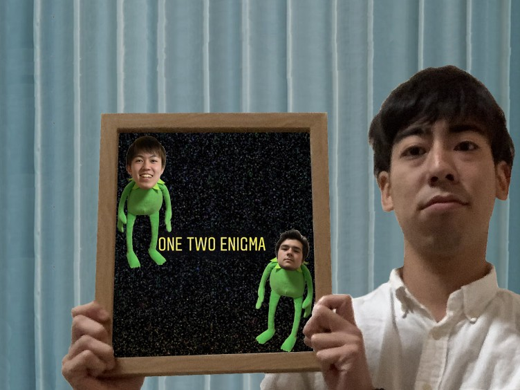 one two enigma