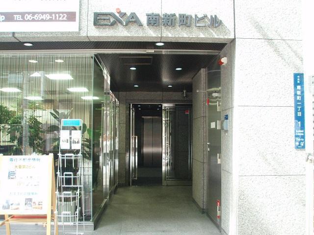 画像: 菅俊晴税理士事務所(大阪府大阪市中央区南新町1-1-1 EXA南新町ビル7階)