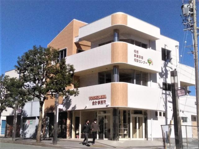 画像: YOSHIZAWA会計事務所(三重県松阪市中町1885番地)
