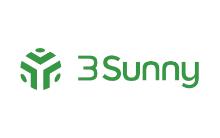 株式会社3sunnyのロゴ