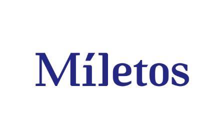 Miletosのロゴ
