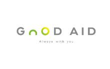 GOOD AID株式会社のロゴ