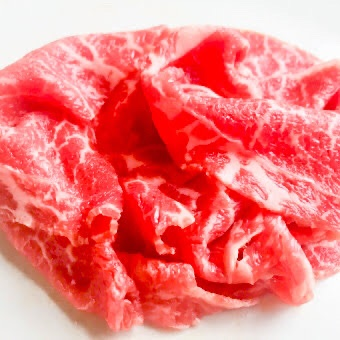 佐賀牛赤身スライス500g 佐賀牛赤身スライス500g 肉/牛肉通販